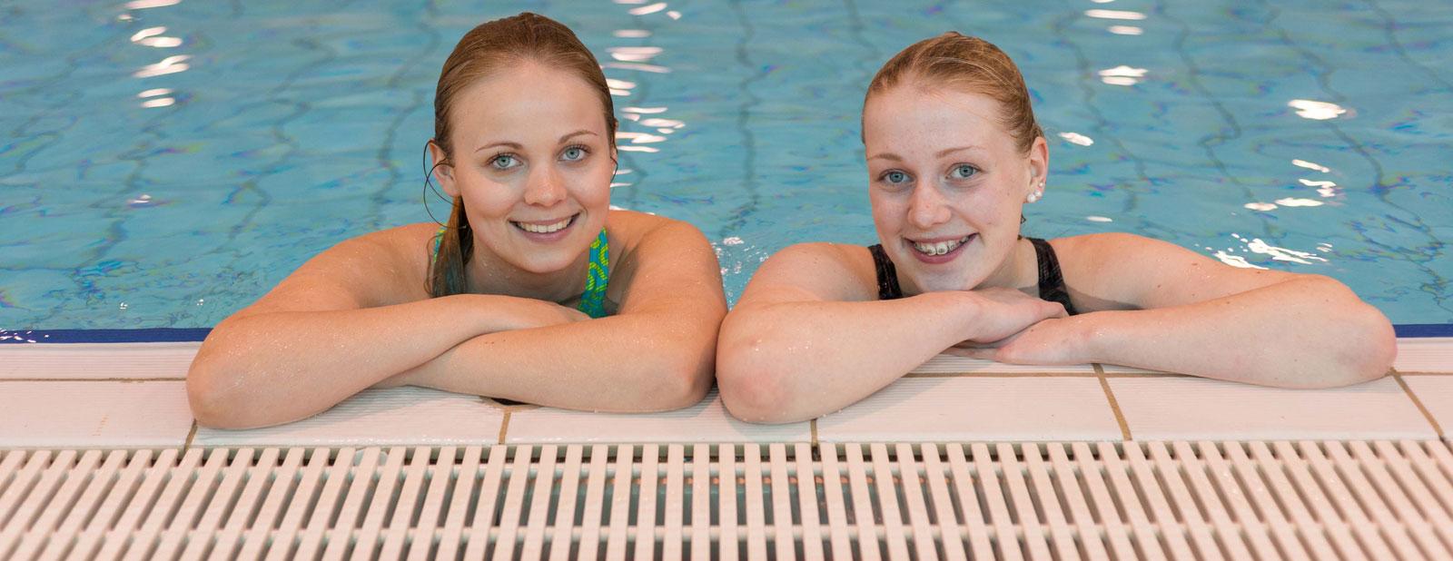 Herzlich Willkommen im Schwimmzentrum Itzehoe