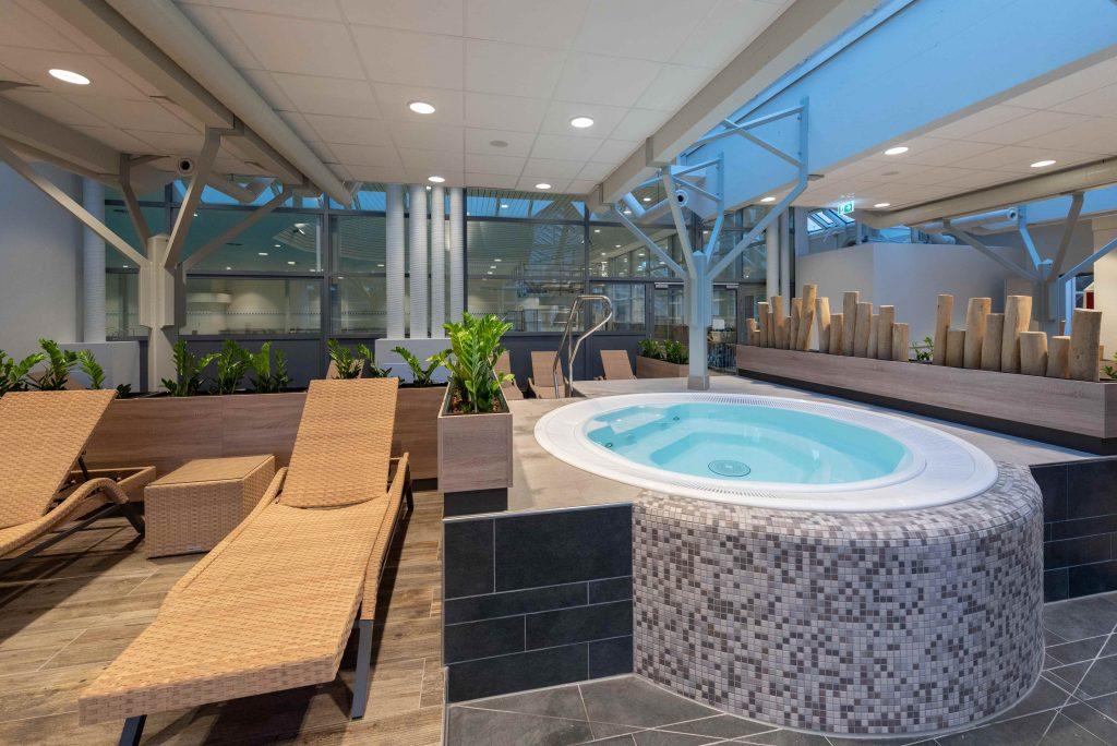Whirlpool im Schwimmzentrum Itzehoe