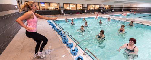 Neuer Kurs – Aqua-Fitness!